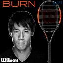 「あす楽対応」Wilson(ウイルソン)「BURN 95 COUNTERVAIL(バーン95 カウンターヴェイル) WRT734110」硬式テニスラケット 『即日出荷』