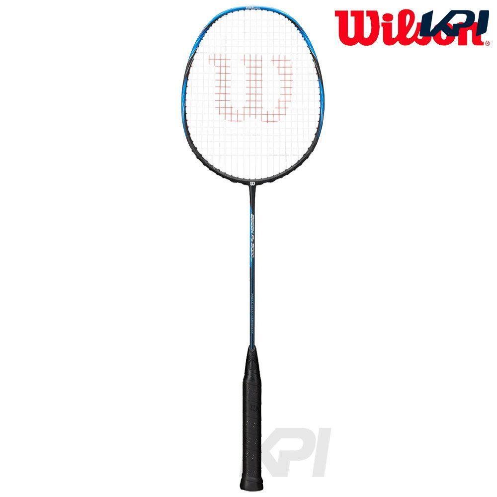 Wilson(ウイルソン)「RECON PX5000 BLBK(レコン PX5000) WRT8327202」バドミントンラケット