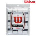 Wilson(ウイルソン)「プロ・オーバーグリップ(12本入り)PRO OVERGRIP 12PK WRZ4022」オーバーグリップテープ
