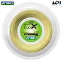 【ポイント10倍】YONEX(ヨネックス)「AERON SUPER 850 CROSS(エアロンスーパー850クロス)240mロール ATG850X2」テニスス...