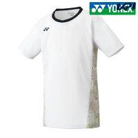 【店内最大3000円クーポン+ポイント10倍】ヨネックス YONEX テニスウェア ジュニア ジュニアシャツ 10235J-011 2018SSの画像