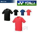 【ポイント10倍】「2016新製品」YONEX(ヨネックス)「Uni ユニシャツ(スタンダードサイズ) 10150」テニス&バドミントンウェア「2016SS」
