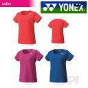 「2016新製品」YONEX(ヨネックス)「Ladies ウィメンズシャツ(スリムロングフィットタイプ) 20289」テニス&バドミントンウェア「2016SS」