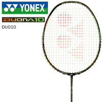 YONEX(ヨネックス)「DUORA10(デュオラ10) DUO10」バドミントンラケット【kpi_d】の画像