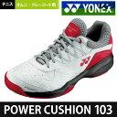 ヨネックス YONEX テニスシューズ POWER CUSH...