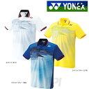 Yonex(ヨネックス)[ユニポロシャツ(フィットスタイル) 10162]テニスゲームシャツ・パンツ「2016FW」