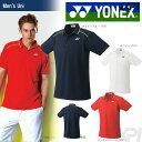 「2016新製品」YONEX(ヨネックス)「UNI ポロシャツ 12140」テニスウェア【KPI】