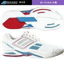 Babolat(バボラ)「プロパルス チーム BPM インドア W WP(PROPULSE TEAM BPM INDOOR W WP) BAS1501」カーペットコート用テニスシューズ