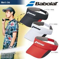「あす楽対応」バボラ Babolat テニスキャップ・バイザー ユニセックス GAMEVISOR ゲームバイザー BTALJC03「SS」 『即日出荷』の画像