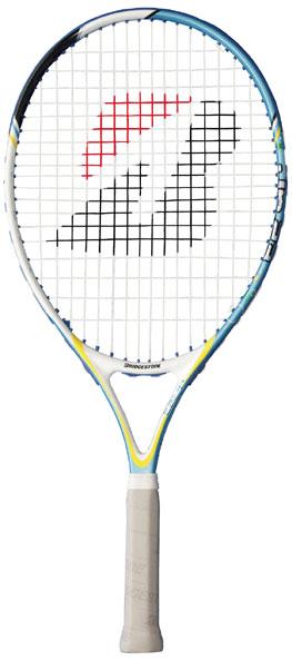 「ガット張り上げ済み」BRIDGESTONE(ブリヂストン)「Jr.23(ジュニア23) BRAJR2」 ジュニアテニスラケット【kpi24】