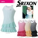 「2017新製品」SRIXON(スリクソン)「WOMEN'S TOUR LINE レディース ワンピース SDP-1721W」テニスウェア「2017SS」