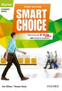 Smart Choice: Starter Level: Student Book with Online Practice and On The Move: Smart Learning - on the page and on the move (英語) ペーパーバック 2016/6/9