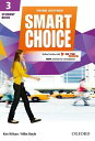 Smart Choice: Level 3: Student Book with Online Practice and On The Move: Smart Learning - on the page and on the move (英語) ペーパーバック 2016/6/30
