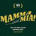 SF9/ MAMMA MIA! -4th Mini Album <Special Edition>
