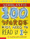 100 Words Kids Need to Read by 1st Grade (100 Words Workbook) (英語) ペーパーバック – 2003/5/1