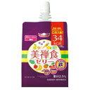 ショッピングドクターシーラボ Dr.Ci_Labo ドクターシーラボ 美禅食ゼリー アサイーベリー味 200g