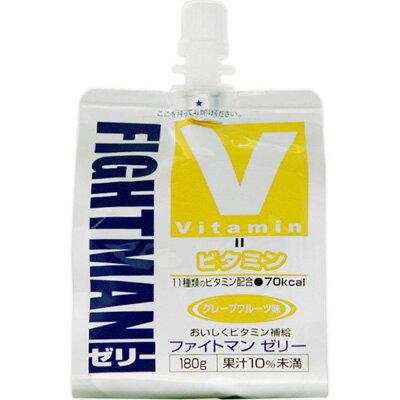 ファイトマンゼリー ビタミン