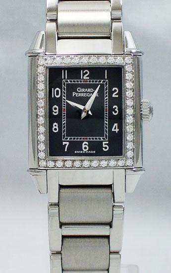Vintage 1945 SS bless black ladies a bezel diamond 02589D1A