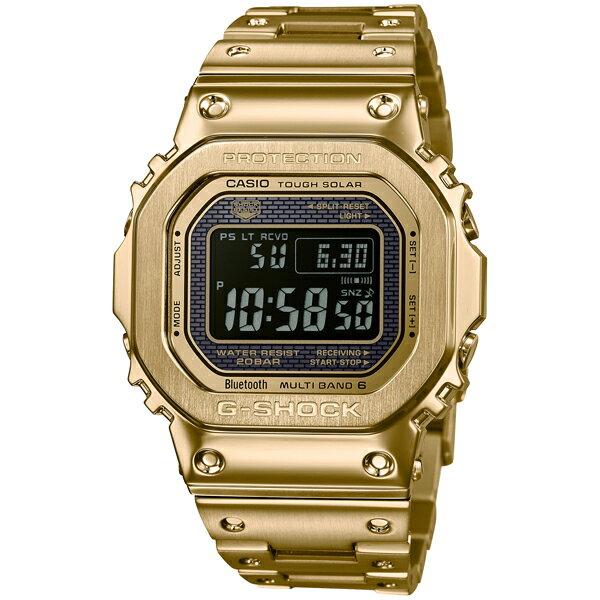 カシオ 腕時計 ジーショック Bluetooth 搭載 電波ソーラー GMW-B5000GD-9JF