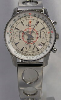 BREITLING Montbrillant 01 limited SS breath