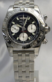 41 The BREITLING chronomat Onyx Black