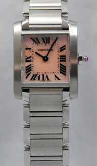 Cartier Francaise /SS SM W51028Q3