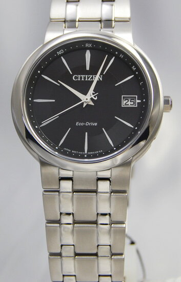 Citizen collection forma eco-drive radio clock FRD59-2513