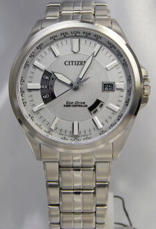 Citizen CITIZEN collection eco-drive radio clock world time CB0011-69 A