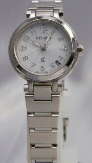 Citizen cloth-eco-drive radio wave watches women's ES6000-50 A