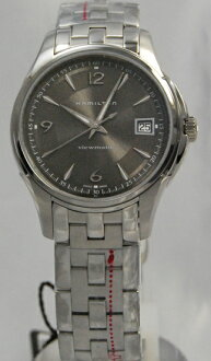 Hamilton jazzmaster 37 mm viewmatic grey H32455185