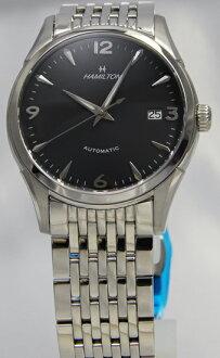 Hamilton jazzmaster synomatic 38 mm/BK H38415131