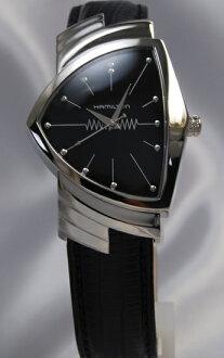 Hamilton Ventura SS leather H24411732