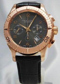 Hamilton Seaview automatic chronograph BR H37646795