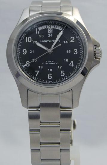 ハミルトン カーキキング オート/BKH64455133 【Hamilton】【腕時計】【新品】