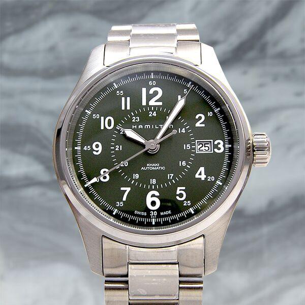 ハミルトン カーキフィールド オートH70595163 【Hamilton】【腕時計】【新品】