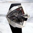ハミルトン ベンチュラ XXLSS ブラックH24655331