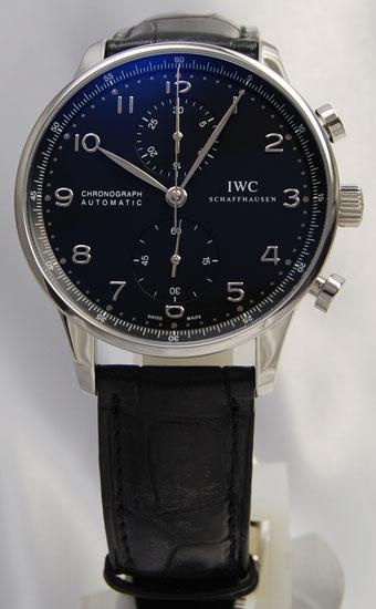 IWC Portuguese chronograph BK IW371447