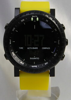 Suunto core and yellow crash SS018809000