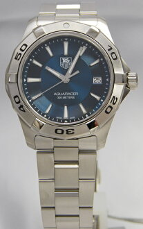 Tag Heuer Aquaracer 39 MM BL WAP 1112. BA0831