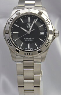 Tag Heuer Aquaracer 39 MM BK WAP 1110. BA0831