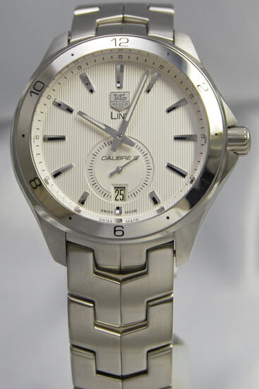 Tag Heuer link calibre 6 small second SV WAT2111. BA0950