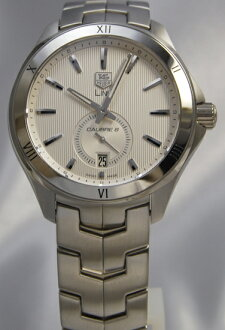 Tag Heuer link calibre 6 small second SV WAT2113. BA0950