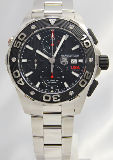 Tag Heuer Aquaracer Chrono Team UAS CAJ2111... BA0872