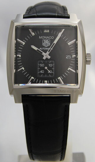 Tag Heuer Monaco watch WW2110. FC6177