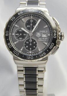 Tag Heuer formula 1 calibre 16 chronograph CAU2010. BA0873