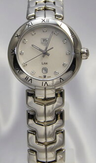 Tag Heuer link Lady diamond WAT1417. BA0954