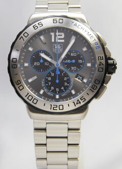 Tag Heuer formula 1 chronograph FIM model CAU1119. BA0858