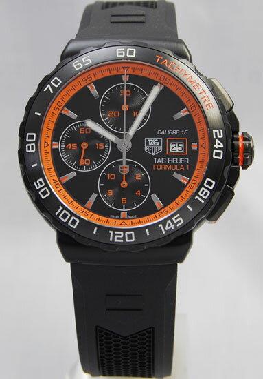 Tag Heuer formula 1 calibre 16 chronograph CAU2012. FT6038