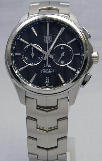 Tag Heuer link chronograph slim BK CAT2110... BA0959