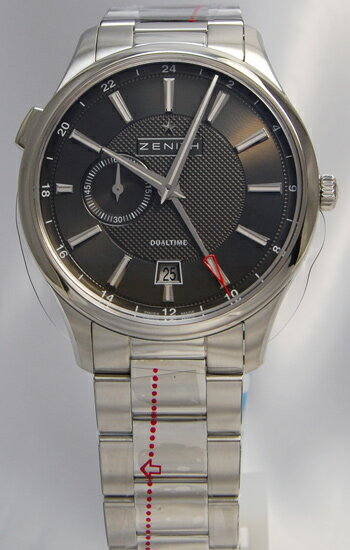 ZENITH Captain dual time BK 03.2130.682/22.M2130